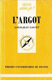 Largot (French Edition) por Louis-Jean…