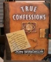 True Confessions de Jon Winokur