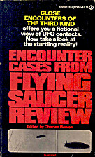 Encounter Cases from Flying Saucer Review by…