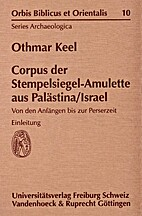 Corpus der Stempelsiegel - Amulette aus…