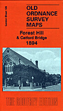 OS Godfrey Edition - Forest Hill & Catford…