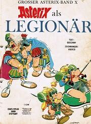 Asterix als Legionär af René Goscinny