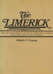 The Limerick de G. Legman