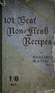 101 Practical Non-Flesh Recipes af Margaret…