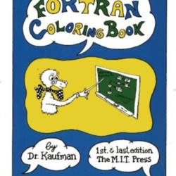 A FORTRAN Coloring Book by Roger Kaufman | LibraryThing