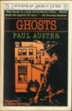 Ghosts (New York Trilogy) by Paul Auster