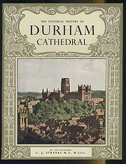 The pictorial history of Durham Cathedral de…