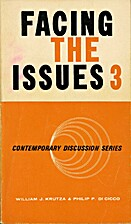 Facing the Issues 3 by William J. Krutza &…