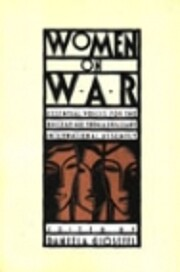 Women on War: Essential Voices for the…