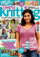 Simply Knitting Magazine 2010 August by…