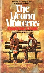 The Young Unicorns av Madeleine L'Engle