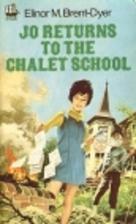 Jo Returns to the Chalet School (Armada S.)…