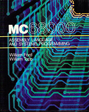 MC68000 (College) af William Ford