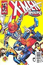 X-Men #96 - The Gathering by Alan Davis