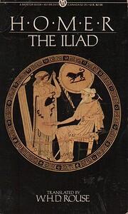 The Iliad av Homer
