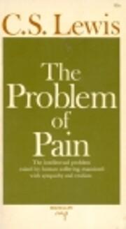 Problem of Pain de C. S. Lewis