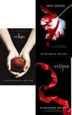 Twilight / New Moon / Eclipse by Stephenie…