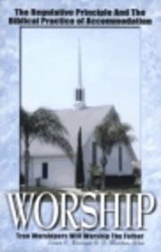 Worship por Earnest C. Reisinger