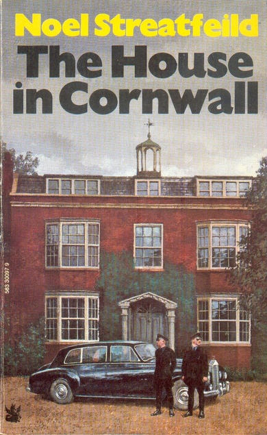 The House in Cornwall cover