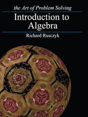 Introduction to Algebra av Richard Rusczyk