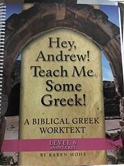 Hey, Andrew! Teach Me Some Greek! Level 6,…