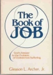 The Book of Job: God's Answer to the Problem…