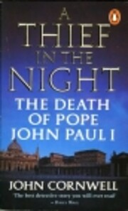 A THIEF IN THE NIGHT: DEATH OF POPE JOHN…