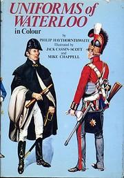 Uniforms of Waterloo in color, June 16-18,…