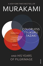 Colorless Tsukuru Tazaki and His Years of…