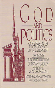 God and Politics: Four Views on the…
