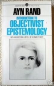 Introduction to Objectivist Epistemology…