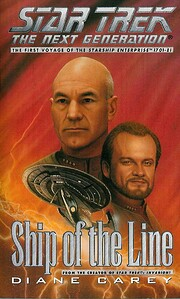 Ship of the Line (Star Trek: The Next…