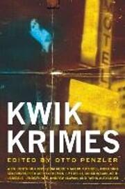 Kwik Krimes de Otto Penzler