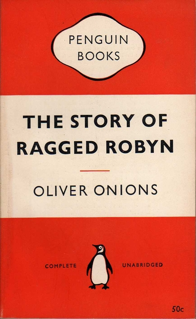 The Story of Ragged Robyn cover