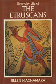 Everyday Life of the Etruscans de Ellen…