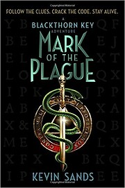 Mark of the Plague (Blackthorn Key) av Kevin…
