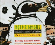 Bold and Bright, Black-and-White Animals de…