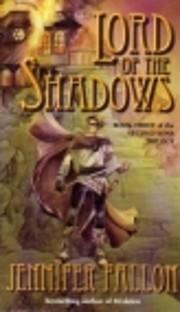 Lord of the shadows av Jennifer Fallon