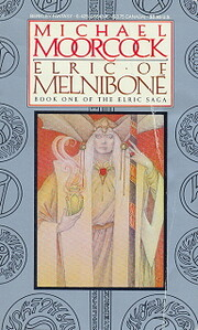 Elric Of Melnibone – tekijä: Michael…
