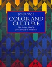 Color and culture : practice and meaning…