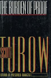 The Burden of Proof von Scott Turow