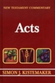 New Testament Commentary: Acts av Simon J.…