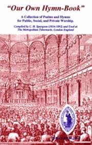 Our Own Hymnbook por Charles Haddon Spurgeon