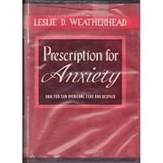 Prescription for anxiety af Leslie Dixon…