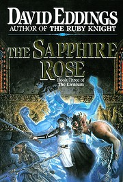 The Sapphire Rose: Book 3 of The Elenium af…