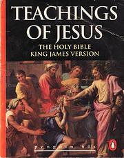 The Teachings of Jesus: The Sermon on the…