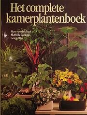 Het complete kamerplantenboek av Hans van…