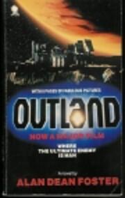 Outland – tekijä: Alan Dean Foster
