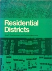 Residential Districts (First Edition in…