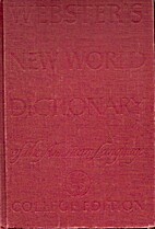 Webster's New World Dictionary of the…